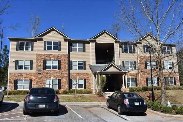 4101 Fairington Club Drive, Lithonia, GA 30038 (MLS #9064507) :: Statesboro Real Estate