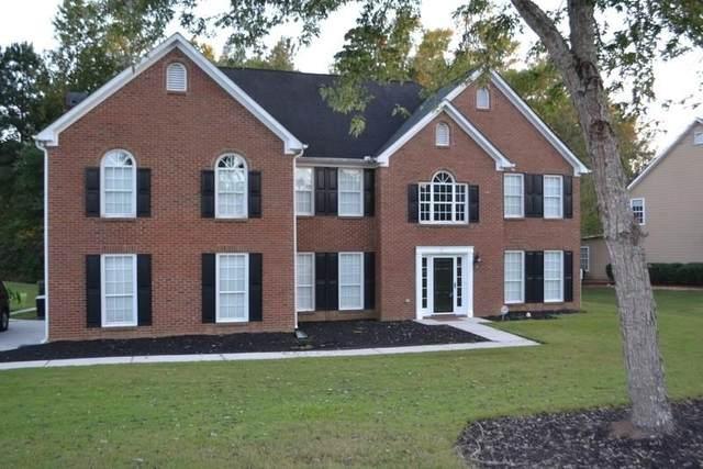 455 Woodbyne Drive, Fayetteville, GA 30214 (MLS #9064570) :: Bonds Realty Group Keller Williams Realty - Atlanta Partners