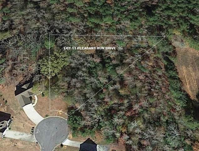 11 Pleasant Run, Adairsville, GA 30103 (MLS #9064608) :: HergGroup Atlanta