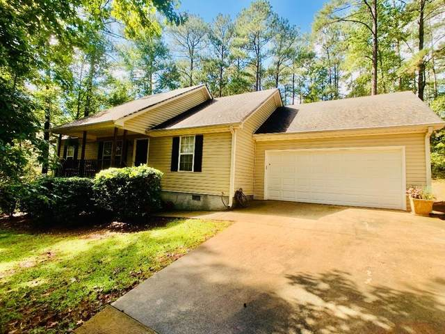 206 Pheasant Drive, Monticello, GA 31064 (MLS #9064612) :: EXIT Realty Lake Country