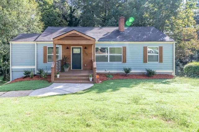 2880 Blount Street, East Point, GA 30344 (MLS #9064666) :: HergGroup Atlanta