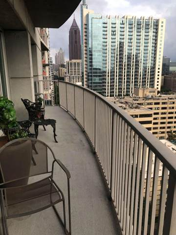 923 N Peachtree Street NE #1630, Atlanta, GA 30309 (MLS #9064702) :: Statesboro Real Estate
