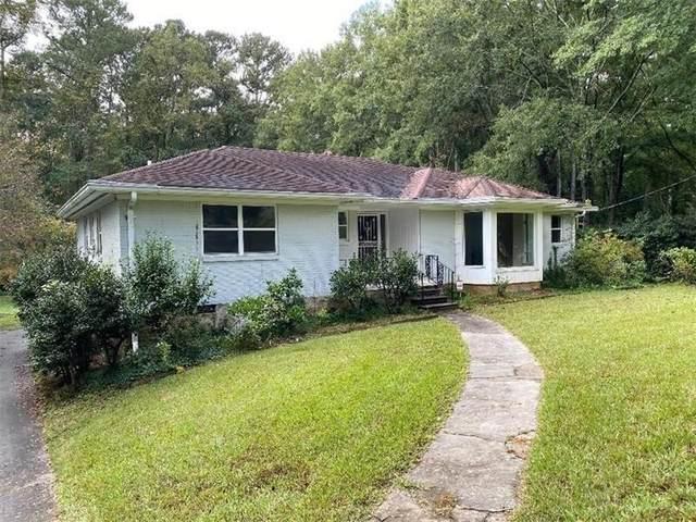 1990 Lenox Road NE, Atlanta, GA 30306 (MLS #9064703) :: AF Realty Group