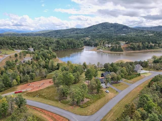 0 Northshore Northshore Lot 12, Blairsville, GA 30512 (MLS #9064724) :: Statesboro Real Estate