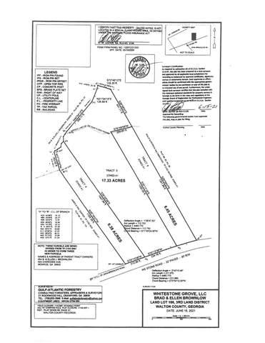 0 Ike Stone R Lot 4, Monroe, GA 30656 (MLS #9064726) :: Maximum One Realtor Partners