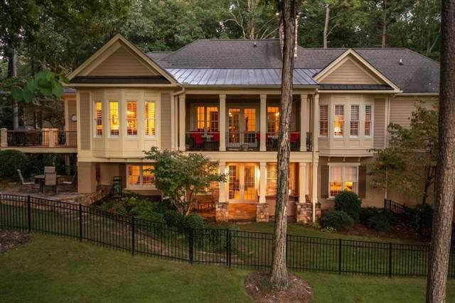 1151 Linger Longer Drive, Greensboro, GA 30642 (MLS #9064791) :: EXIT Realty Lake Country