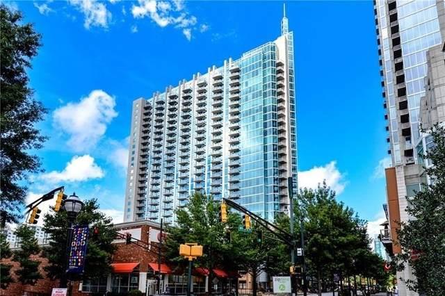 860 Peachtree Street NE #1701, Atlanta, GA 30308 (MLS #9064815) :: Statesboro Real Estate