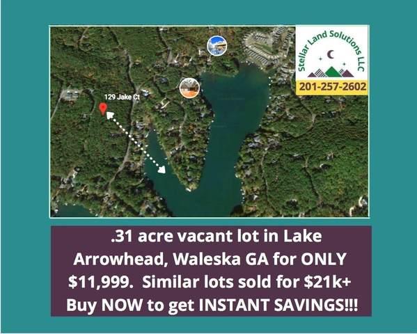 129 Jake Court, Waleska, GA 30183 (MLS #9064874) :: Rettro Group