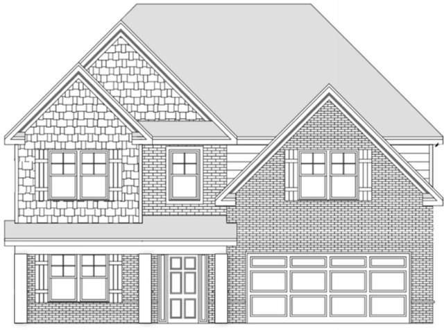 81 Rivulet Drive, Dallas, GA 30132 (MLS #9064910) :: Athens Georgia Homes