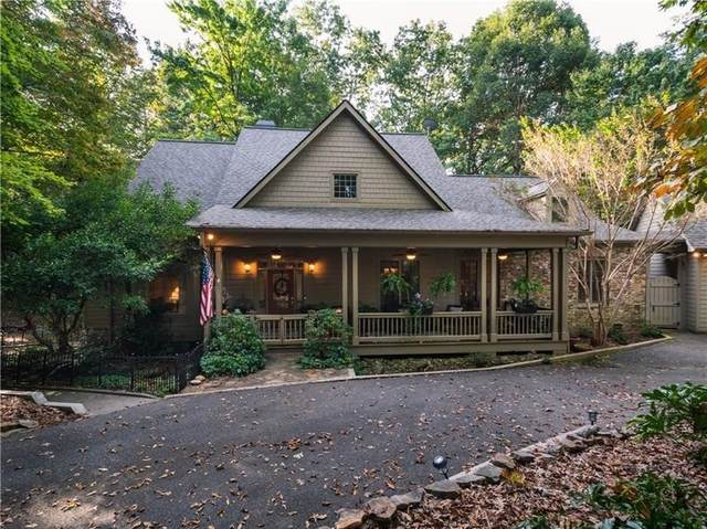 65 Wood Duck Way, Big Canoe, GA 30143 (MLS #9064916) :: HergGroup Atlanta