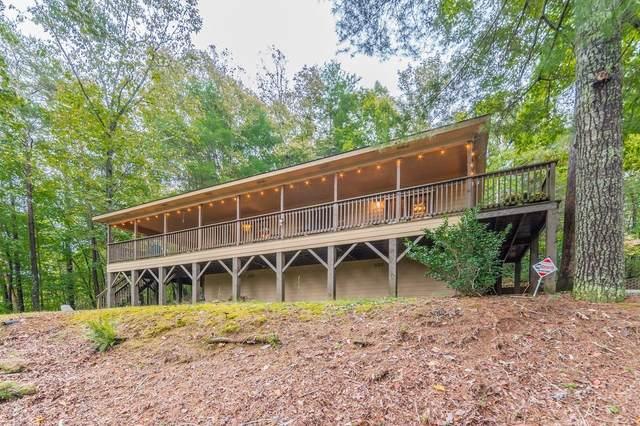 1490 Panorama Drive, Sautee Nacoochee, GA 30571 (MLS #9064922) :: Athens Georgia Homes