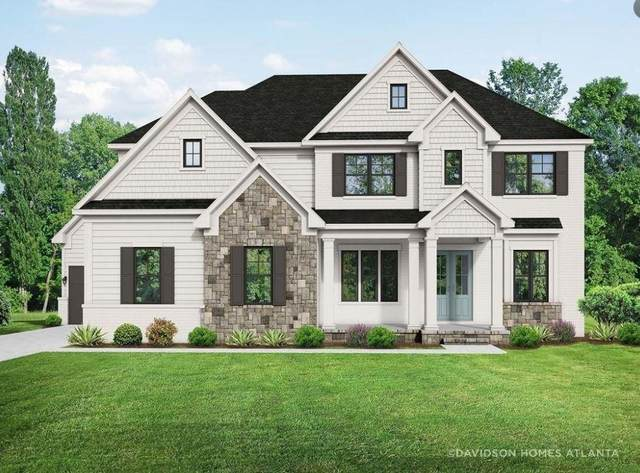 2758 Twisted Oak Lane, Marietta, GA 30066 (MLS #9064964) :: Statesboro Real Estate
