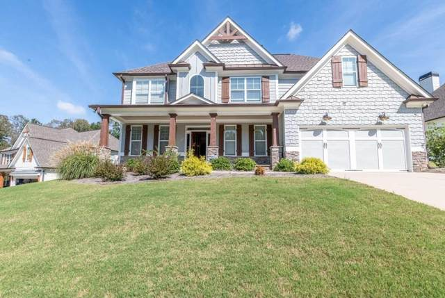 68 Windsor View Lane, Villa Rica, GA 30180 (MLS #9064984) :: EXIT Realty Lake Country