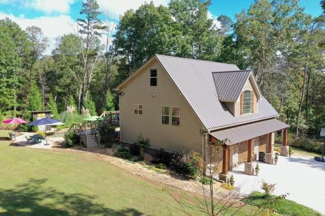 89 Nature Trail Road, Dawsonville, GA 30534 (MLS #9065027) :: Statesboro Real Estate
