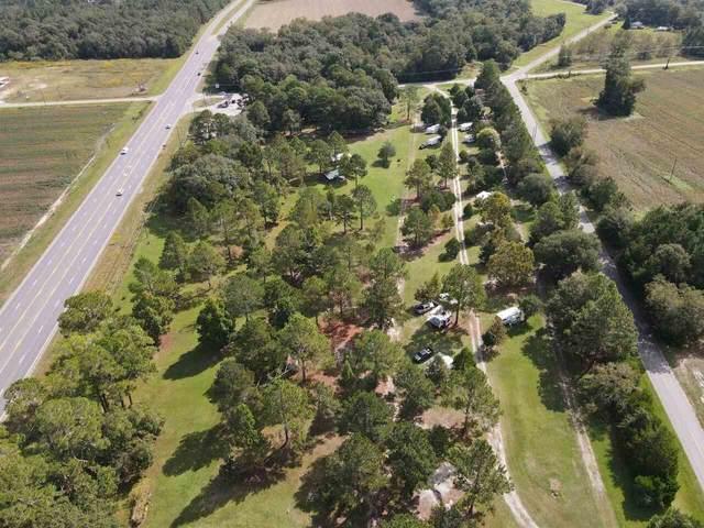 0 E Us Highway 82, Brookfield, GA 31727 (MLS #9065048) :: Statesboro Real Estate