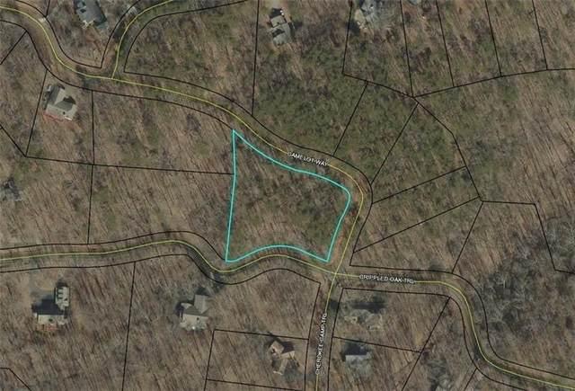 3501 Crippled Oak Trail, Jasper, GA 30143 (MLS #9065114) :: Athens Georgia Homes
