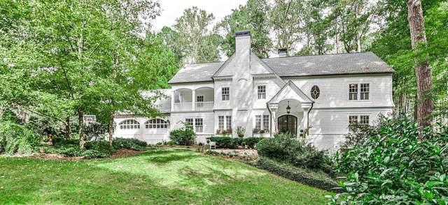 4411 Jett Road NW, Atlanta, GA 30327 (MLS #9065228) :: Statesboro Real Estate