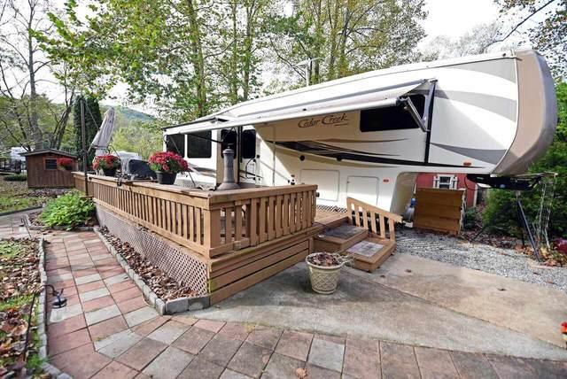 187 SE Bear Bnd SE #73, Blairsville, GA 30512 (MLS #9065259) :: Statesboro Real Estate