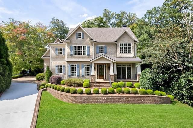1090 Wildwood Road NE, Atlanta, GA 30306 (MLS #9065277) :: Bonds Realty Group Keller Williams Realty - Atlanta Partners
