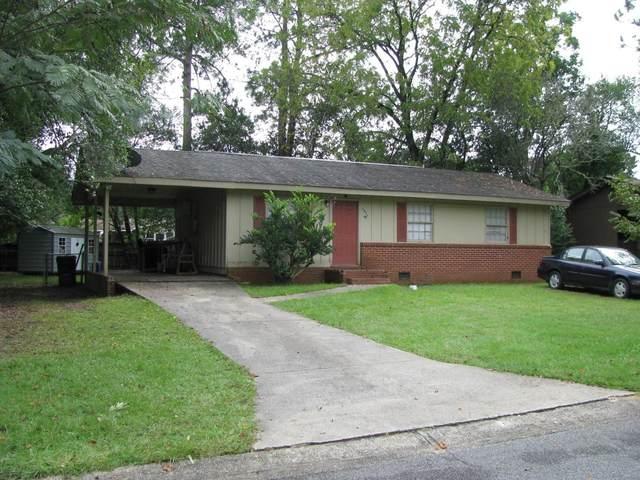 107 Anne Lane, Warner Robins, GA 31093 (MLS #9065287) :: Statesboro Real Estate