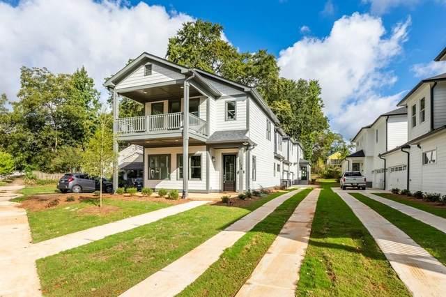 712 Glenwood Avenue SE A, Atlanta, GA 30312 (MLS #9065320) :: Statesboro Real Estate