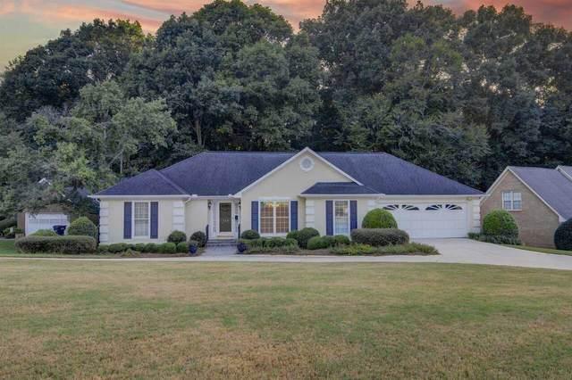 112 Woodhaven Terrace, Athens, GA 30606 (MLS #9065379) :: Statesboro Real Estate