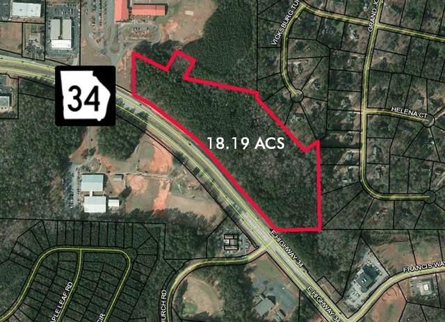 0 E Highway 34, Sharpsburg, GA 30277 (MLS #9065414) :: Maximum One Realtor Partners