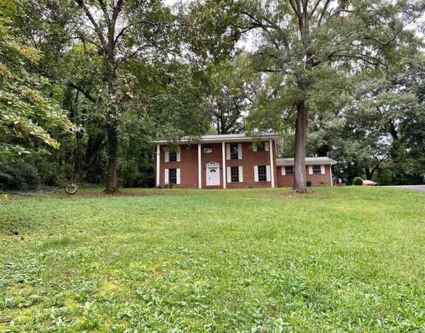 622 Pisgah Way, Calhoun, GA 30701 (MLS #9065485) :: Statesboro Real Estate