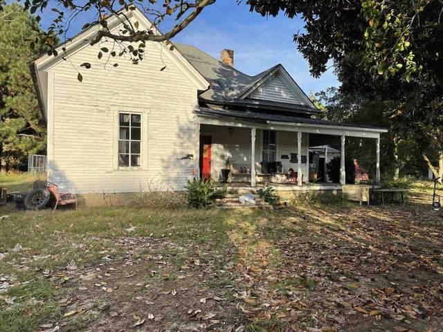 2896 Rock Branch, Elberton, GA 30635 (MLS #9065536) :: Regent Realty Company