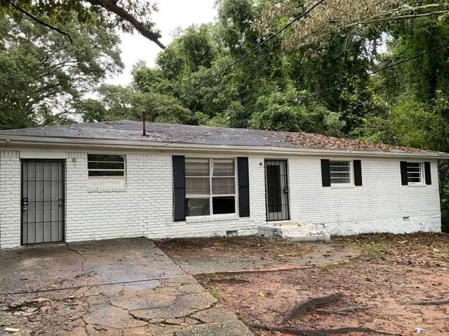 2090 Fairburn Road SW, Atlanta, GA 30331 (MLS #9065609) :: Statesboro Real Estate