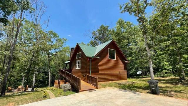 123 Walnut Ridge Drive, Cleveland, GA 30528 (MLS #9065694) :: EXIT Realty Lake Country