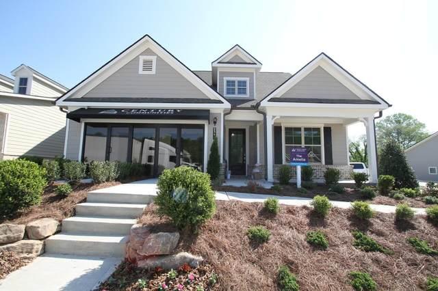 2927 Knob Creek Circle #65, Snellville, GA 30078 (MLS #9065721) :: Statesboro Real Estate