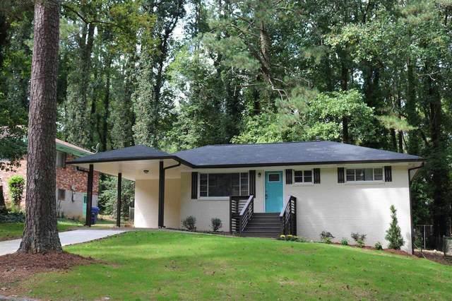 2707 Bonnybrook Drive SW, Atlanta, GA 30311 (MLS #9065764) :: Statesboro Real Estate