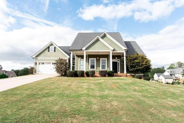 2460 Townside Drive, Bishop, GA 30621 (MLS #9065769) :: Athens Georgia Homes