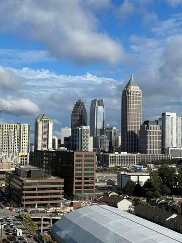 361 17th Street NW #1409, Atlanta, GA 30363 (MLS #9065815) :: AF Realty Group