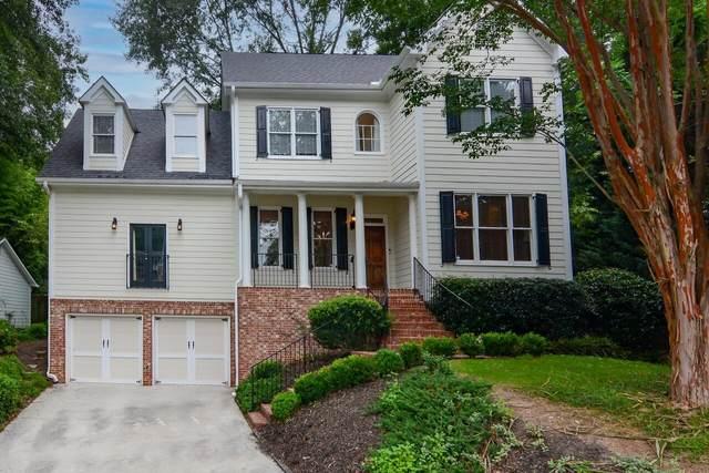 1206 Thornwell Drive NE, Brookhaven, GA 30319 (MLS #9065822) :: Statesboro Real Estate