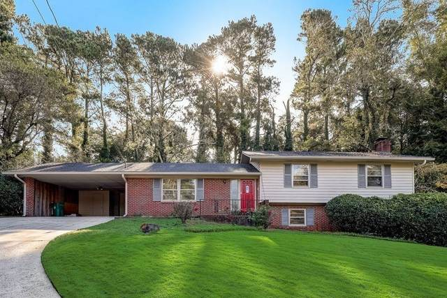 3085 Embry Court, Atlanta, GA 30341 (MLS #9065824) :: EXIT Realty Lake Country
