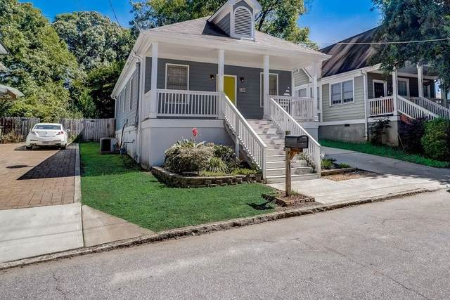 120 Selman Street SE, Atlanta, GA 30316 (MLS #9065910) :: Statesboro Real Estate