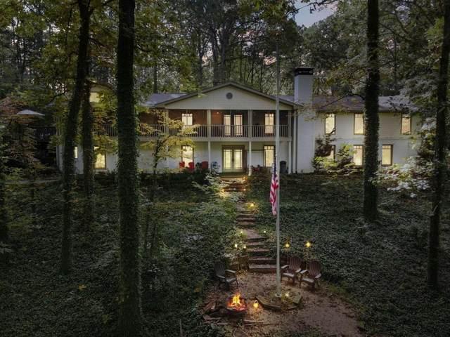 421 Upper Mill Creek Lane, Canton, GA 30115 (MLS #9066005) :: Military Realty