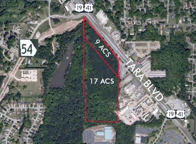 0 Tara Boulevard, Jonesboro, GA 30236 (MLS #9066036) :: Cindy's Realty Group