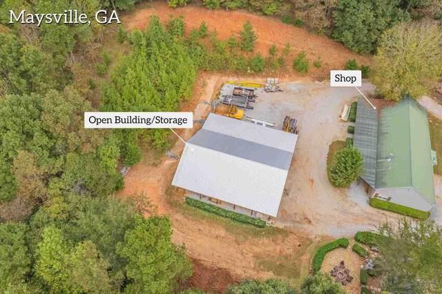 0 Dodge Hill Road, Maysville, GA 30558 (MLS #9066163) :: AF Realty Group