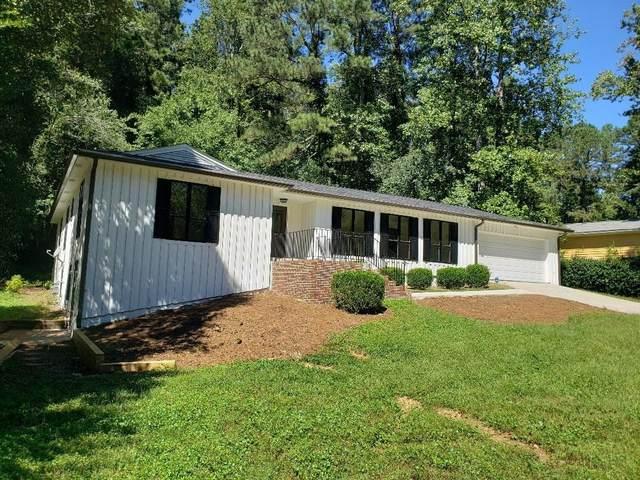 5360 Fieldgreen Drive, Stone Mountain, GA 30088 (MLS #9066218) :: Cindy's Realty Group