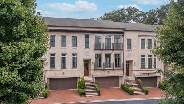 1021 E E Paces Court NE, Atlanta, GA 30326 (MLS #9066234) :: AF Realty Group