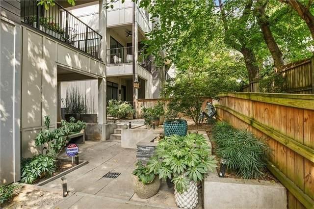 600 Bonaventure Avenue NE #9, Atlanta, GA 30306 (MLS #9066242) :: Team Cozart