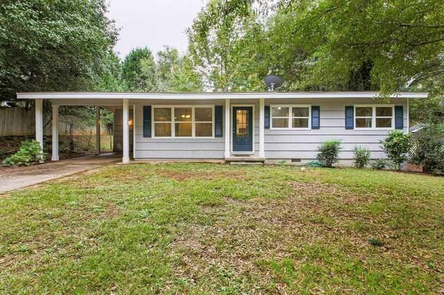 2 Willow, Newnan, GA 30263 (MLS #9066262) :: Maximum One Partners