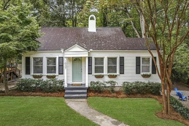 1037 Ormewood Avenue SE, Atlanta, GA 30316 (MLS #9066284) :: Statesboro Real Estate