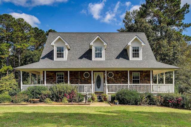 125 Jacqueline Drive, Griffin, GA 30223 (MLS #9066296) :: RE/MAX One Stop