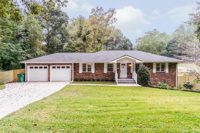 596 Inglis Drive, Marietta, GA 30067 (MLS #9066336) :: Statesboro Real Estate