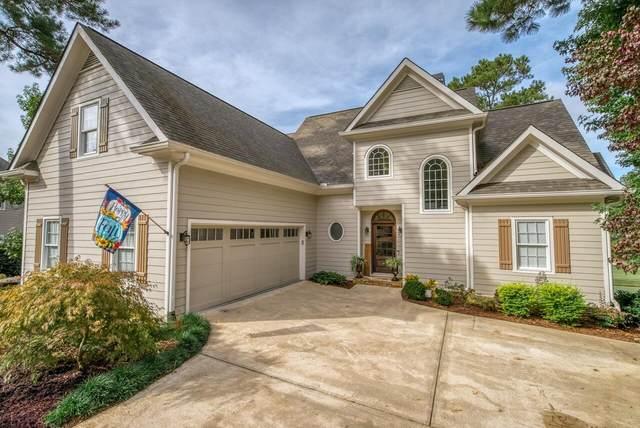 1010 Billy Mantle Lane, Greensboro, GA 30642 (MLS #9066364) :: EXIT Realty Lake Country