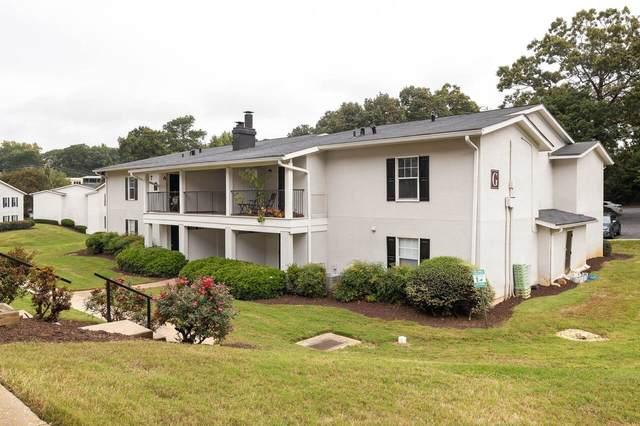 1150 Collier Road NW G1, Atlanta, GA 30318 (MLS #9066428) :: AF Realty Group